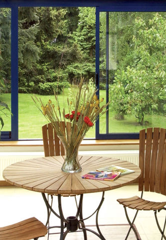 image d'illustration d'une fenêtre coulissante Ikar Mixte pvc Aluminium FenêtréA