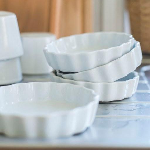 petits plats en céramique
